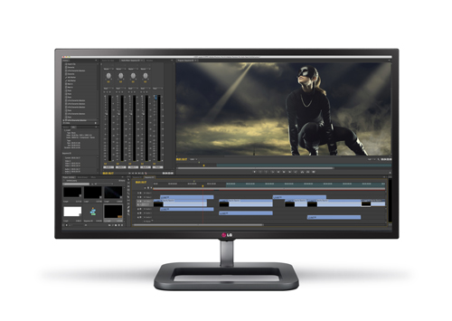 LG Unveils Its New Digital Cinema 4K Monitor – LG 31MU97