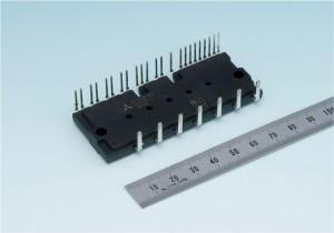 Large Hybrid SiC DIPIPM