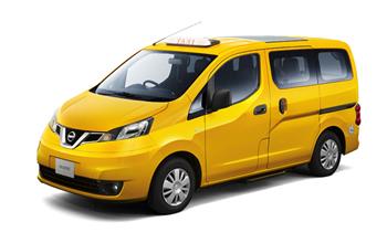 NV200 Taxi LPG Bi-Fuel