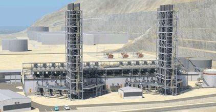 120 MW Smart Power Generation power plant