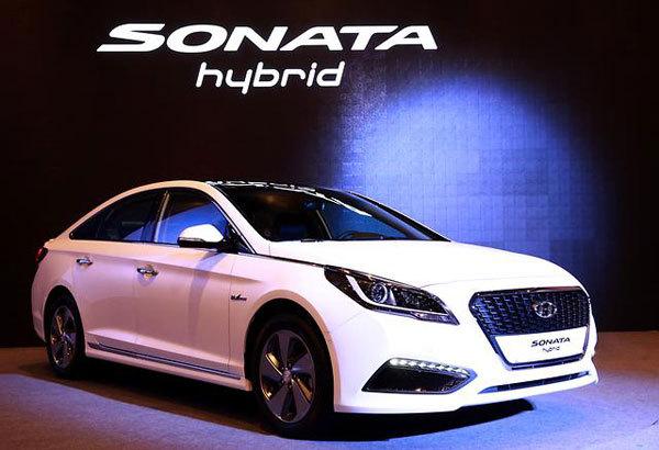 All-New Hyundai Sonata Hybrid