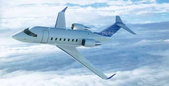 Bombardier Challenger 605 Aircraft