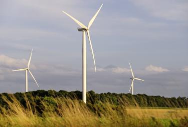 GE 2.5-103 megawatt Wind Turbines