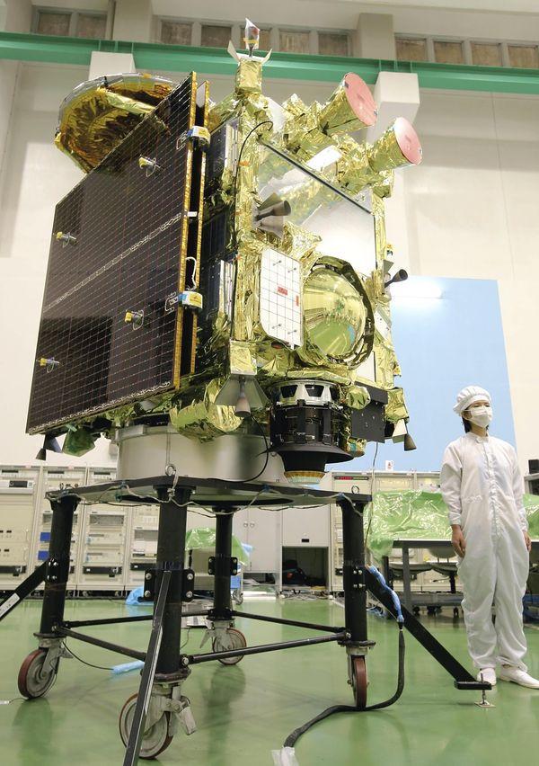 JAXA Asteroid Probe - Hayabusa 2