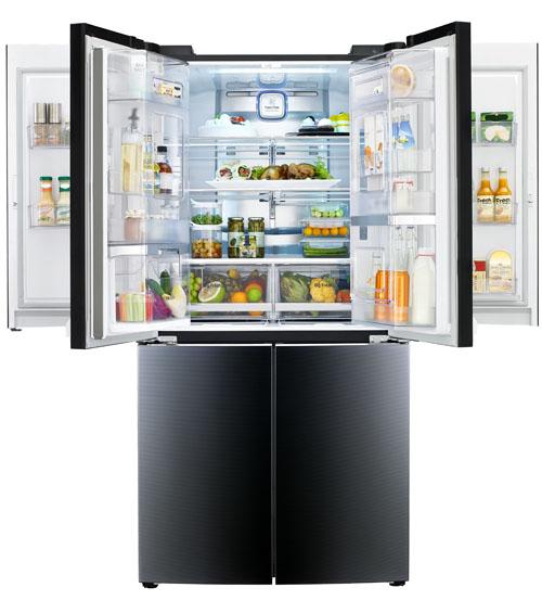 LG Mega-Capacity Door-in-Door refrigerator