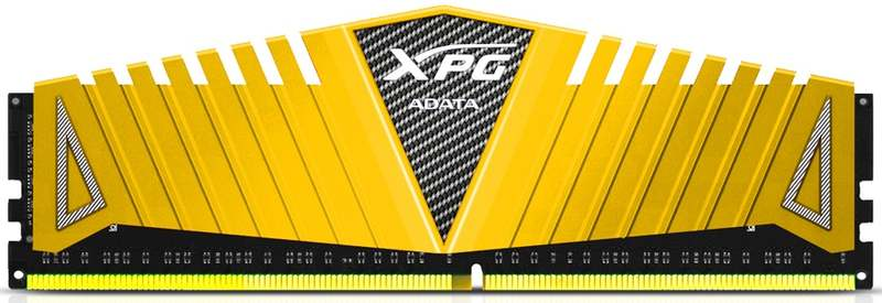 ADATA Introduces Its Gold Edition XPG Z1 DDR4 Overclocking Memory