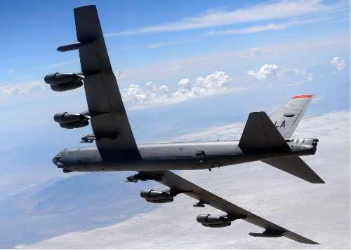 B-52 Stratofortress Bomber
