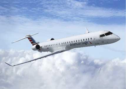 Bombardier CRJ900 NextGen aircraft