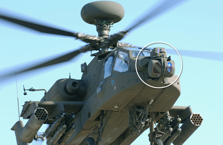 Army Awards Lockheed Martin Contract For Apache Targeting/Night Vision System