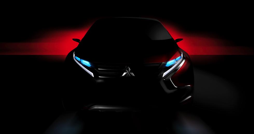 Mitsubishi Compact SUV Concept