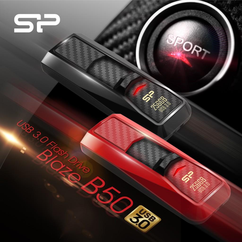 Blaze B50 USB Flash Drive
