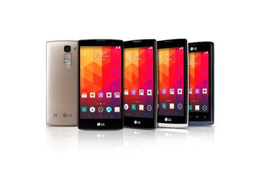 LG Mid-Range Smartphone Series