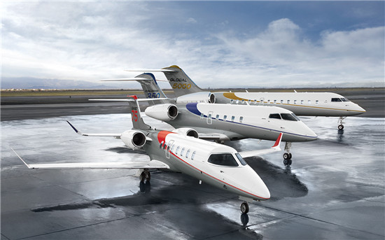 Bombardier Business Aircrafts