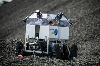 ROV with Around View Monitor technology