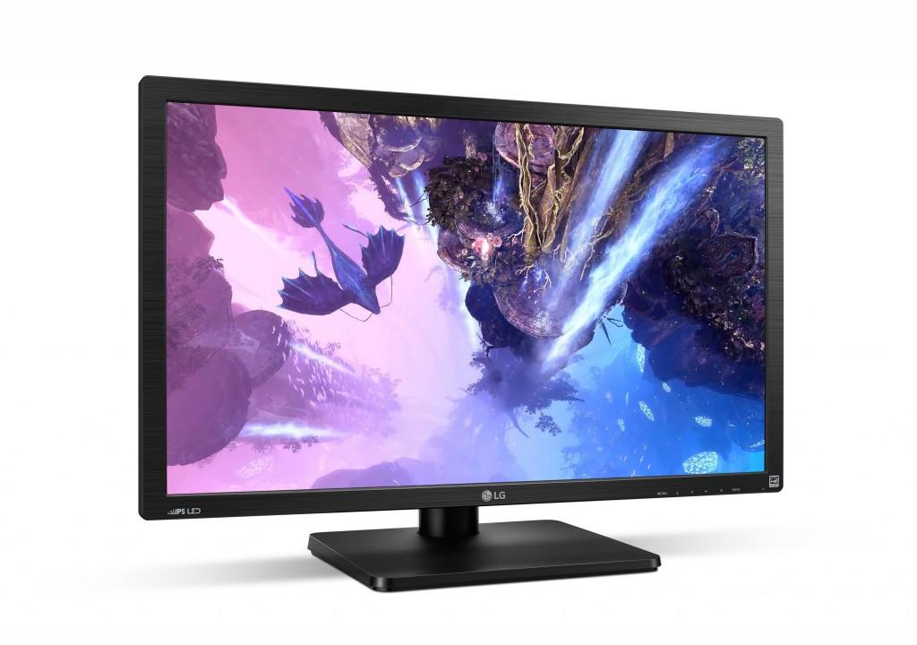 LG 4K ULTRA HD monitor