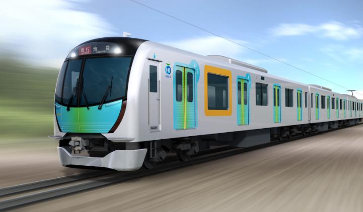 New Series 40000 trains