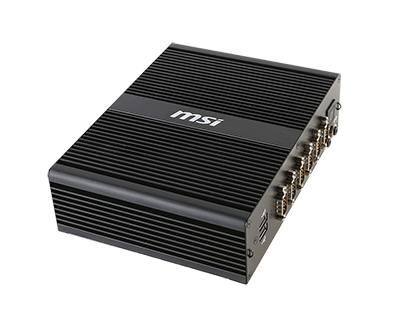 MSI Launch New Compact-size Industrial BOX PC