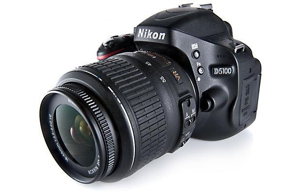 Development Of Digital SLR Camera Nikon D5