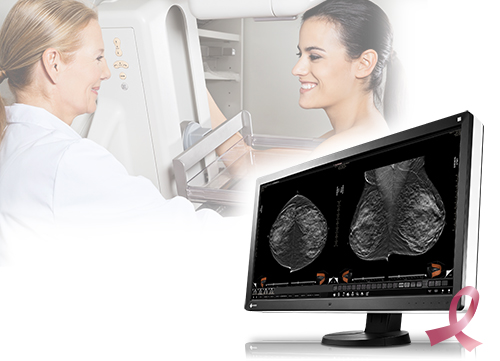 EIZO Receives FDA 510(k) Clearance For Breast Tomosynthesis For RadiForce RX850 Multi-Modality Monitor