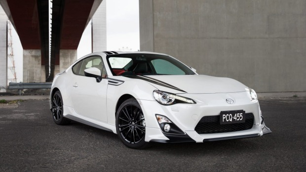 Toyota 86 Blackline – Perfect For The Red Line