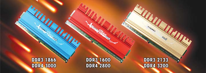 KINGMAX Launch Stylish ZEUS DDR4 Gaming RAM With Spring New Arrivals