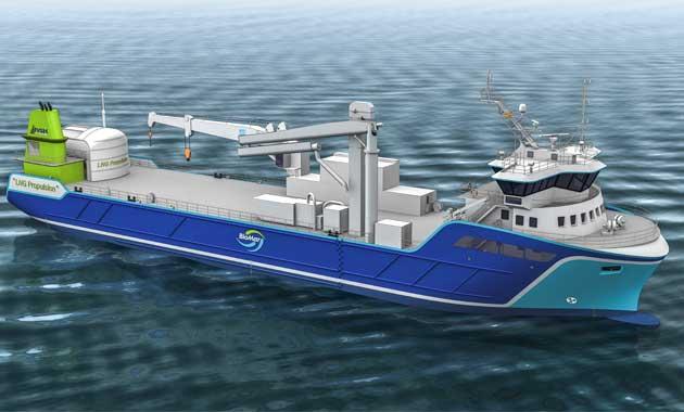 NSK Ship Design