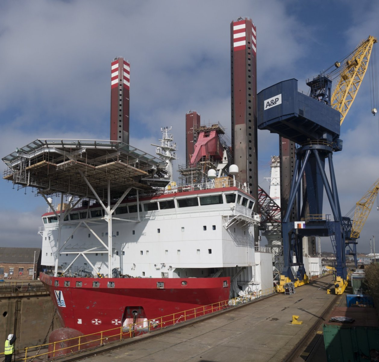 A&P Group Cements Interest In Renewables With MPI Adventure