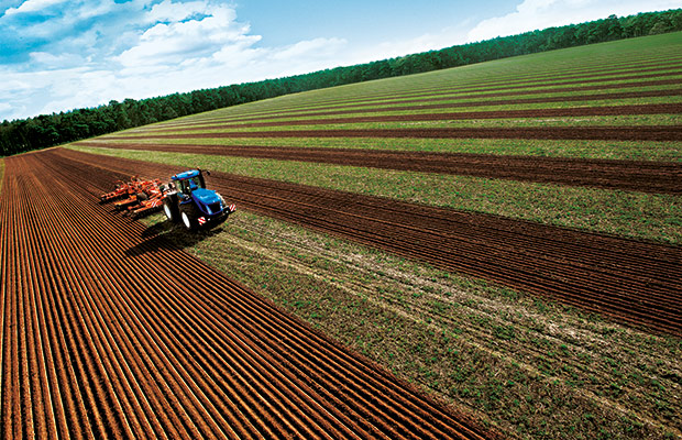 New Digital Solutions for Sustainable Agriculture
