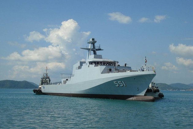 Thales to Modernise Royal Thai Navy Capabilities