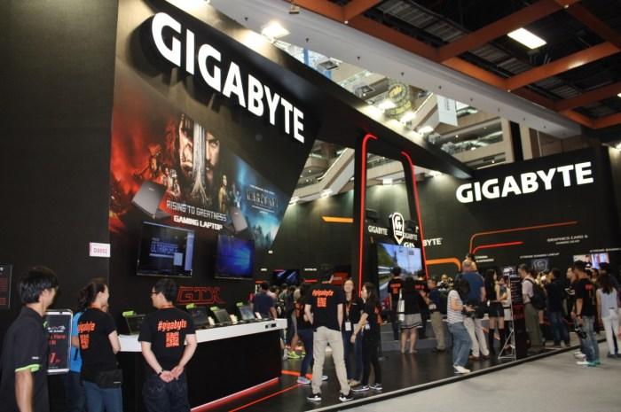 GIGABYTE Transforms COMPUTEX To A Joyful Celebration For Gaming