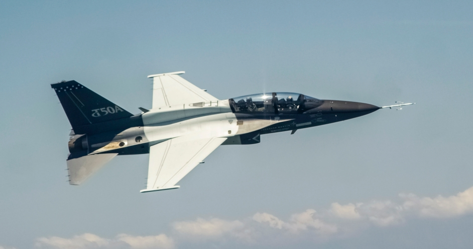 Lockheed Martin Flies First T-50A Upgraded Aircraft for T-X Competition