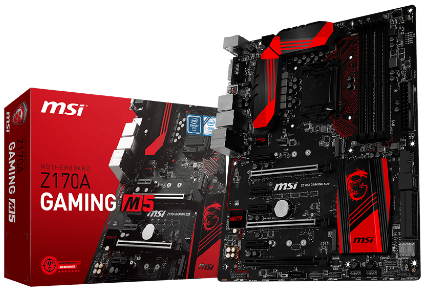 Z170A Gaming M6