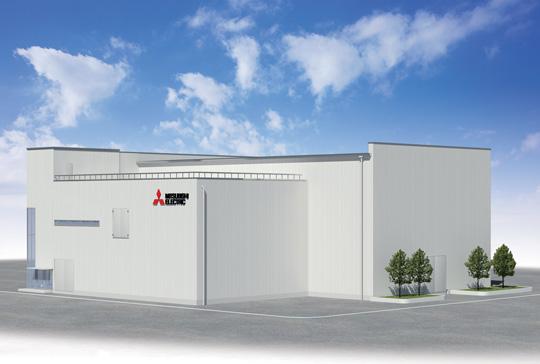 Mitsubishi Electric's HVDC Verification Facility