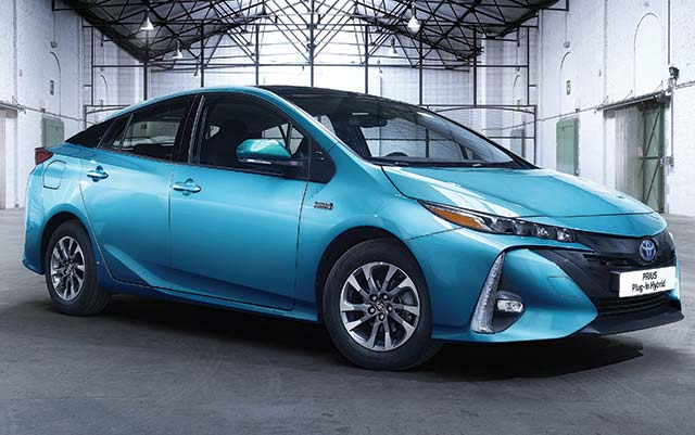 New-Prius-Plug-in-hybrid