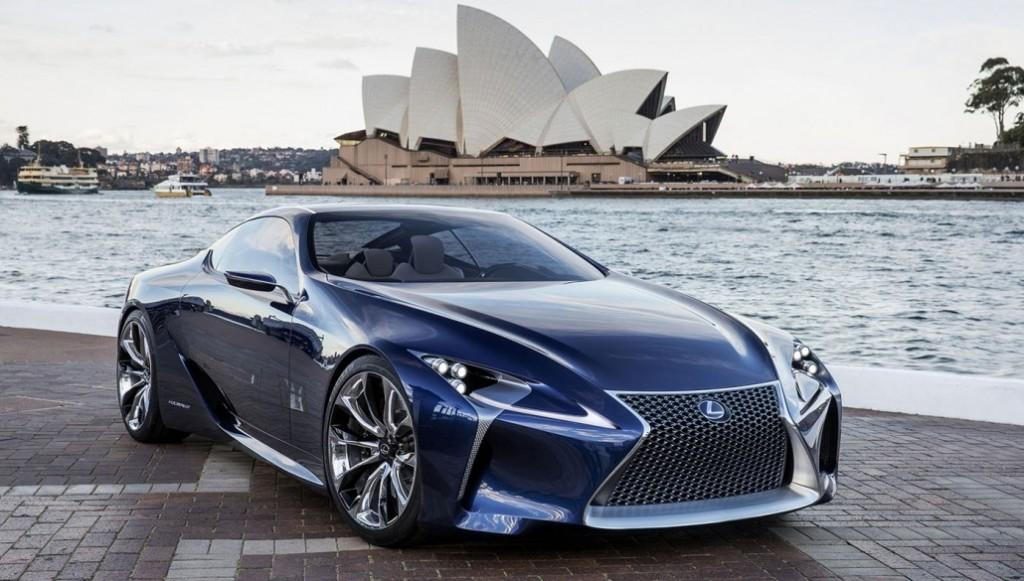 Lexus Australia Tops Luxury Car Satisfaction Survey Techreleased