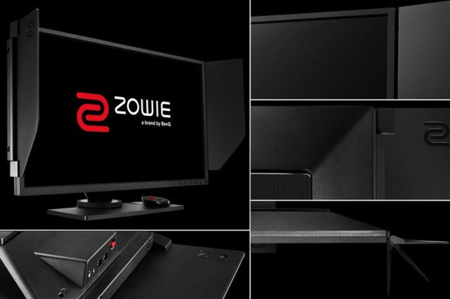 Benq Zowie Launches The Native 240hz E-Sports Gaming Monitor Xl2540 For The Smoothest Experience In Game