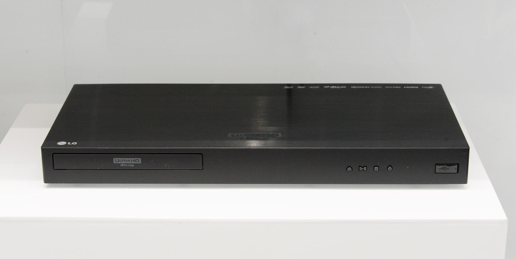 LG 4K-BluRay-Player