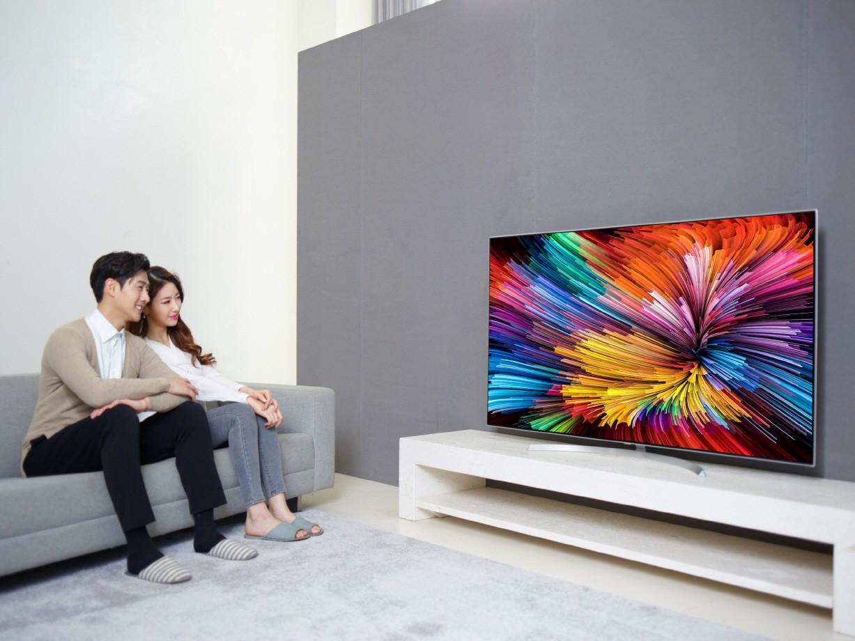 LG New Super Uhd Tv