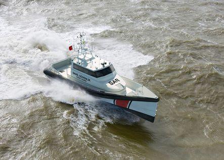 Six SAR 1906 vessels