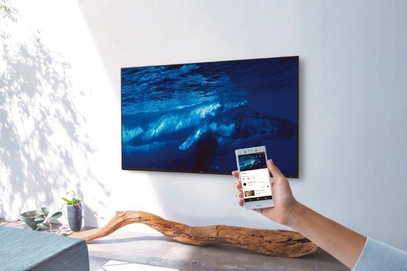 Sony New Premium 4K HDR Ultra HD TV