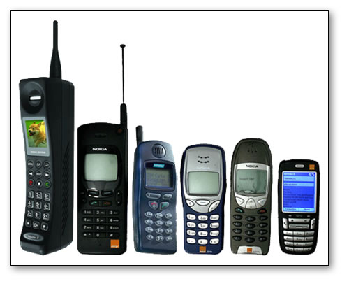The History of Cell Phone Plans
