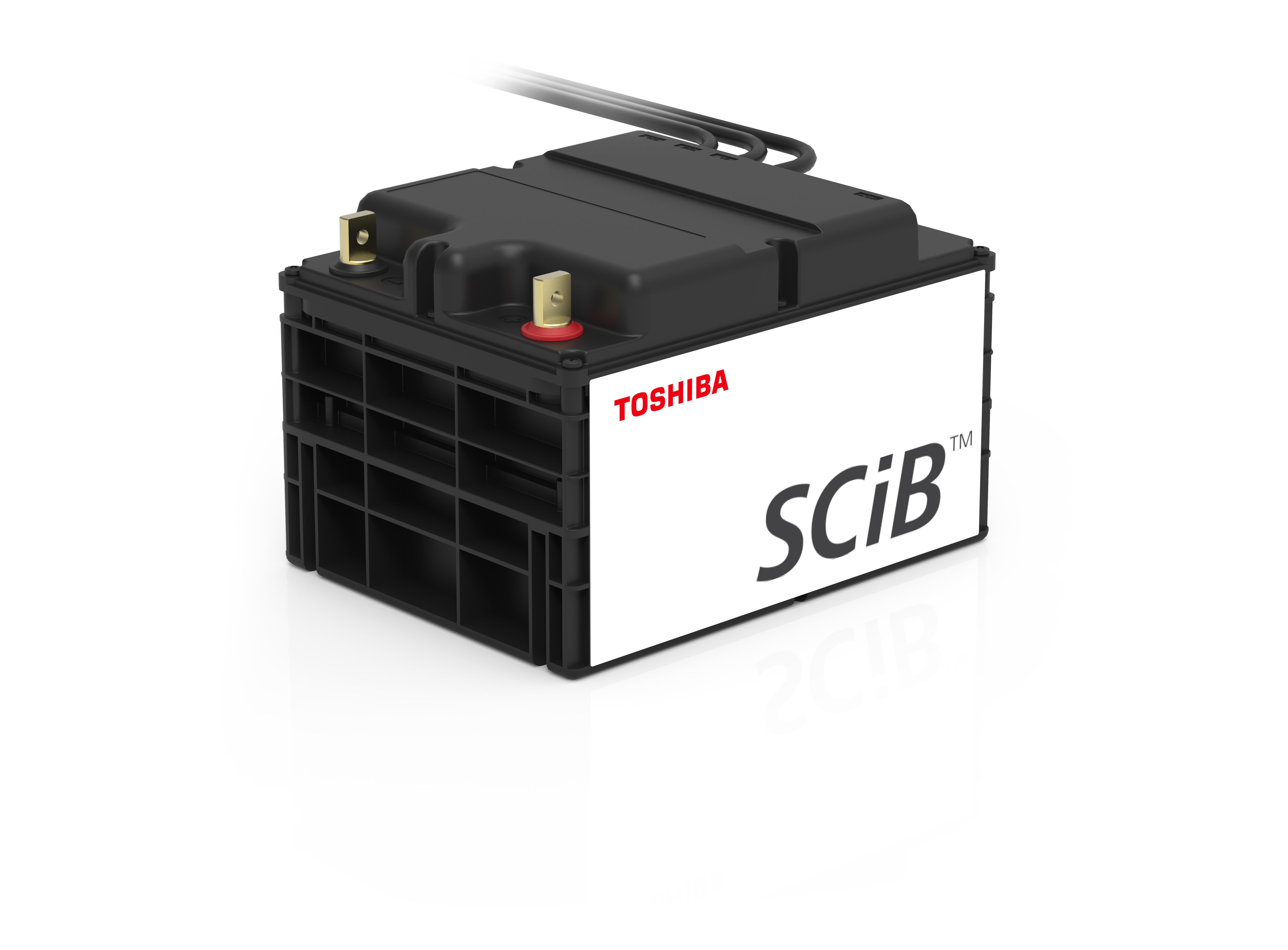 Toshiba SIP series of SCiB