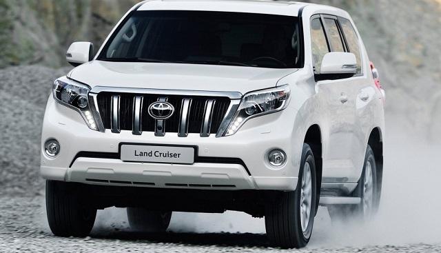 2017 LandCruiser Prado