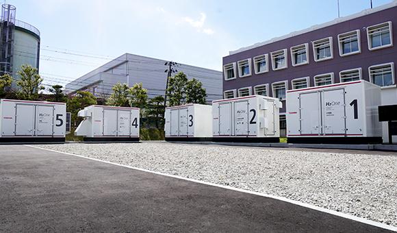 Hydrogen Power Storage System