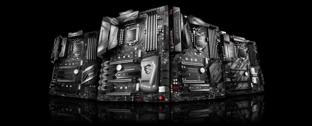 MSI 200 Series motherboards