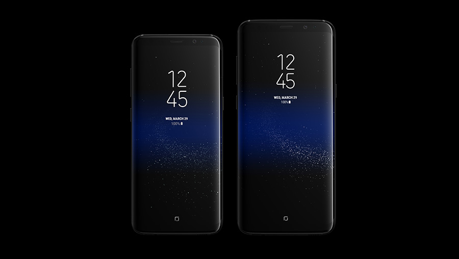 With A Oneness Design Philosophy The Galaxy S8 Is Redefining The