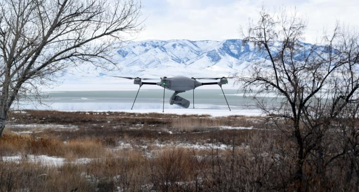 Lockheed Martin Indago 3 Unmanned Aerial System Supports Long-Range Secure ISR with Software by TrellisWare Technologies