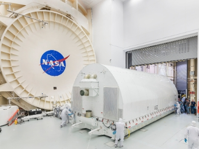 James Webb Telescope And Instrument Module Shipped By Nasa From Goddard Space Flight Centre