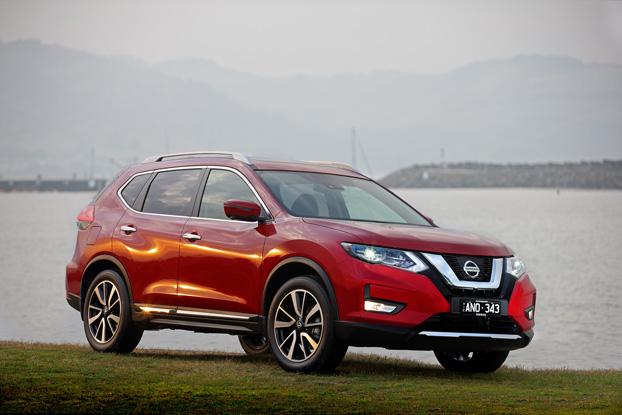 Nissan 2017 X-Trail
