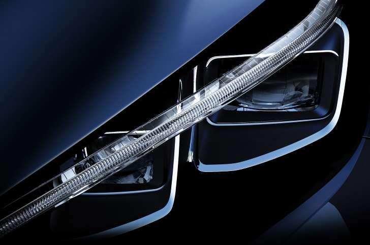 Nissan Leaf Teaser